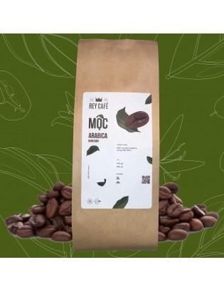 copy of Cà phê Mộc Arabica Rang đậm - Gói 500gr - Nguyên chất rang mộc