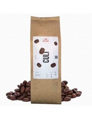Cà phê thuần hạt Culi nguyên chất có bơ - Gói 500gr
